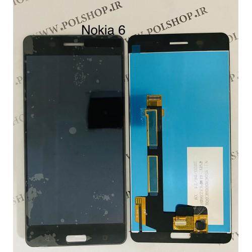 تاچ و ال سی دی نوکیا  TOUCH+LCD NOKIA-6