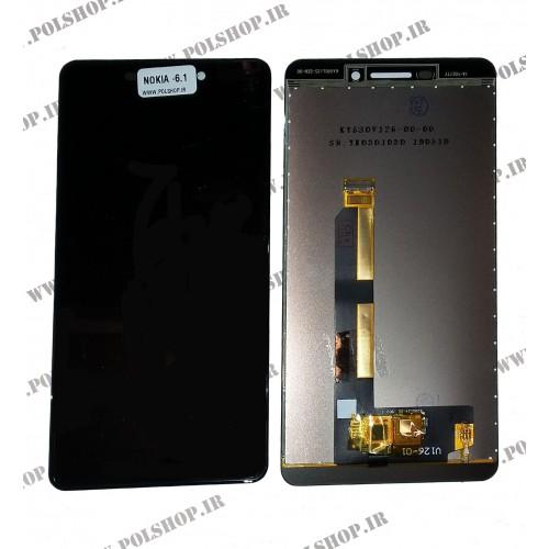 تاچ و ال سی دی نوکیا 6.1 TOUCH+LCD NOKIA-6.1 LUMIA