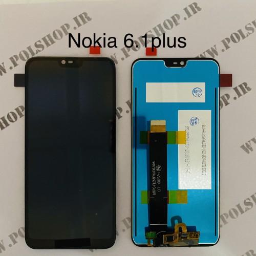 تاچ و ال سی دی نوکیا مدل 6.1 پلاس TOUCH+LCD NOKIA-6.1PLUS