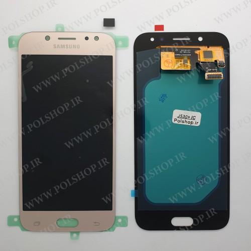 تاچ و ال سی دی سامسونگ مدل  J5 pro j530 گلد/طلایی  Touch+Lcd Samsung J5 PRO J530 +IC OLED GOLD