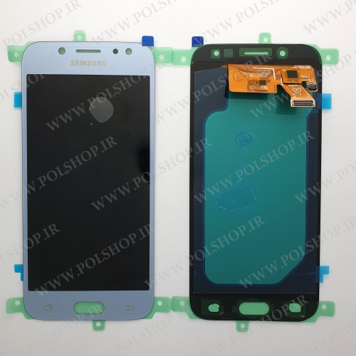 تاچ و ال سی دی سامسونگ مدل  J5 pro j530  آبی  Touch+Lcd Samsung J5 PRO J530 +IC OLED BLUE/SILVER