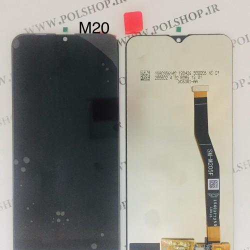 تاچ و ال سی دی اصل شرکت سامسونگ مدل M20 M205  M20 Touch+Lcd Samsung 100% Original