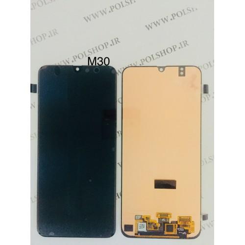 تاچ و ال سی دی اصل شرکت سامسونگ مدل   m30 m305  Touch+Lcd Samsung 100% Original m30 m305