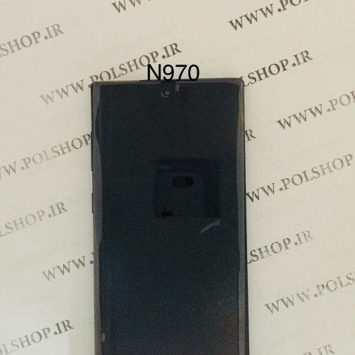 تاچ و ال سی دی اصل شرکت سامسونگ مدل N970 NOTE 10 مشکیlack با فریمTouch+Lcd Samsung 100% Original N970 NOTE 10 BLACKlack +FRAIM