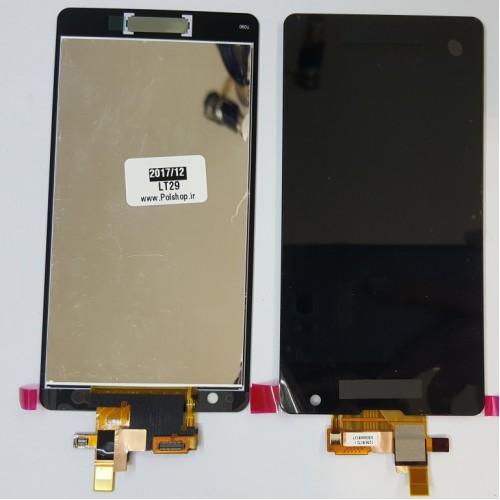 تاچ و ال سی دی سونی TOUCH & LCD SONY XPRIA TX LT29TOUCH+LCD SONY XPRIA TX LT29
