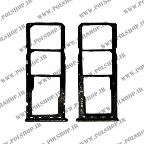 خشاب سیم کارت (جا سیم کارتی) سامسونگ مدل: (TRY SIM SAMSUNG GALAXY A30 (A305 مشکی